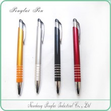 2015 Cheap price for promotional plastic click custom logo maker pen