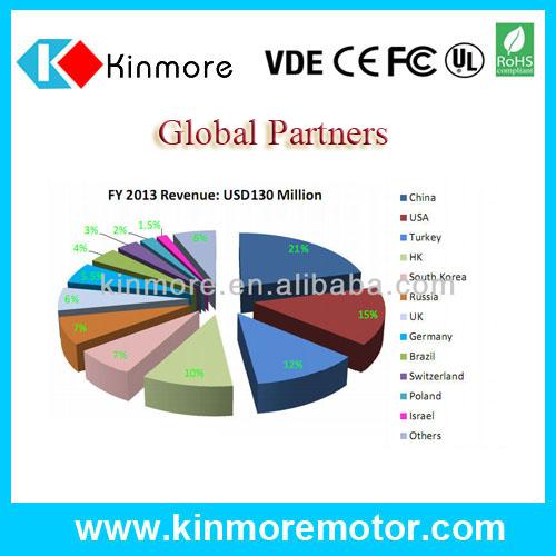 High torque 12v dc pump motor / 12v dc electric motor for air pump / 12v dc motor for bilge pump