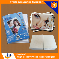 115gsm Factory Supply high Glossy Photo Paper inkjet photo paper
