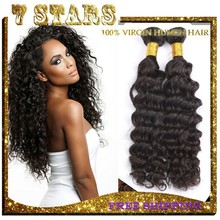new product beauty 2015 natural black cheap indian remy weave short indian remy deep wave hair weave 100g for one pack
