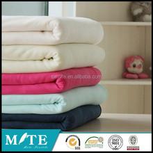 micro dyeing polar fleece fabric for clothes