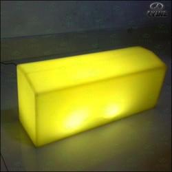 New LED streetlight design road side stone