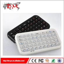mini teclado inalámbrico bluetooth para móvil teclado de aseguramiento de comercio proveedor