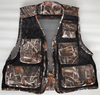outdoor camouflage 600D oxford fishing vest