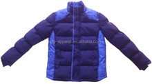 2015 latest designer ladies padded jacket
