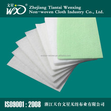 Polyester Non-woven Air Filtration Filter Fabric Cloth Material G1 G2 G3 G4 F5 F6 F7 F8 F9