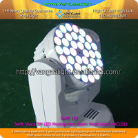 36*3w led beam moving head light,beam stage light for club ,party ,wedding ,disco ,dj lights
