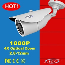 2015 most selling 1080P full hd infrared 4X zoom ip surveillance camera FCC,CE,ROHS Certification