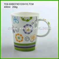 Ceramic Decorate Coffee Mug