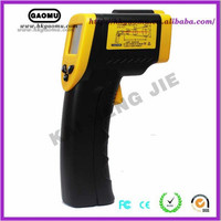 High accuracy digital non contact Infrared micro thermostat with laser point
