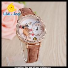WJ-4566 2015 new styles fashion women watches 2015 model gift set watch girls