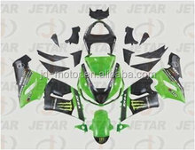 2014 hot sale ! ninja fairings 250r for KAWASAKI Ninja ZX-6R 2005-a07