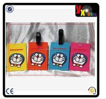 Dora A Dream Doraemon convex luggage tag-BGYP/purple color glass vase