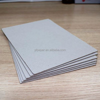 Recycled Pulp grey hard board 3mm properties