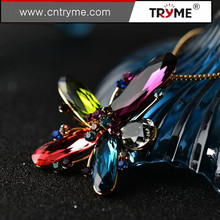 promotion alloy empty cup chain necklace