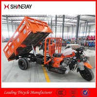 new type, hot sale double rear wheel tricycle for sale in China