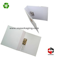 luxury custom made lever arch a4 paper file