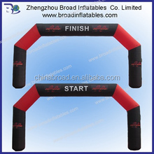 Hot sale inflatable arch for advertising,commercial portable inflatable arch for race,custom inflatable archway