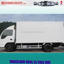 4x2 Van Truck Light Truck