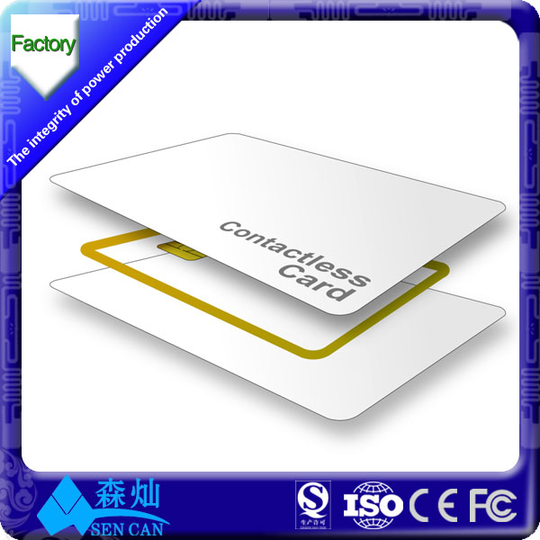 China Manufacturer Oem Blank Business Nfc Card Buy Blank