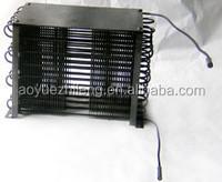 tube condenser for home refrigerator freezer dispaly case water dispenser