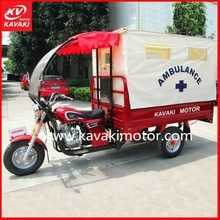 China Tricycle Exporter Wholesale Cargo Auto- Tipper Three Wheel Motorcycle With Rear Cabin