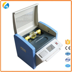 Portable Dielectric Strength Testing Equipment of Transformer Oil