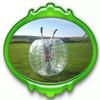 Hot sale top quality Dia1.2m/1.5m/1.7m&TPU/PVC soccer bubble,inflatable bubble football,human bumper ball