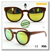 Trade Assurance 2015 brand New Products Bamboo Wooden Sunglasses For Men And Women