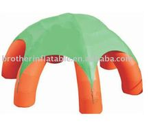 2012 hot inflatable big dome outdoor tents