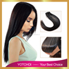 Human Best Seller Wholesale Cuticle Chemical Free Shedding Free Factory Price Cheap Virgin Brazilian Silky Straight Hair