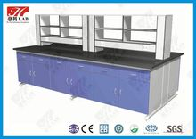 Acid and alkali resistance epoxy resin lab bench top / School lab furniture