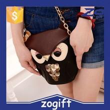 ZOGIFT 2015 Wholesale fashion designer style fox leather handbags