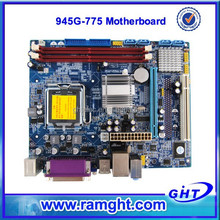 Dual Channel 533/667/800 memory 945g Chipset dual core ddr2 motherboard