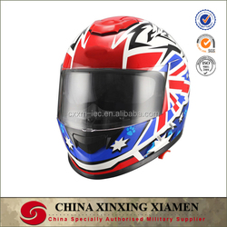 Wholesales Factory outlet Delicate printing Top Quality Full Face Racing Helmets