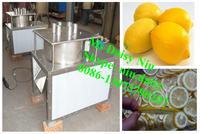 commercial lemon cutting machine/lemon slicer machine/lemon slicing machine