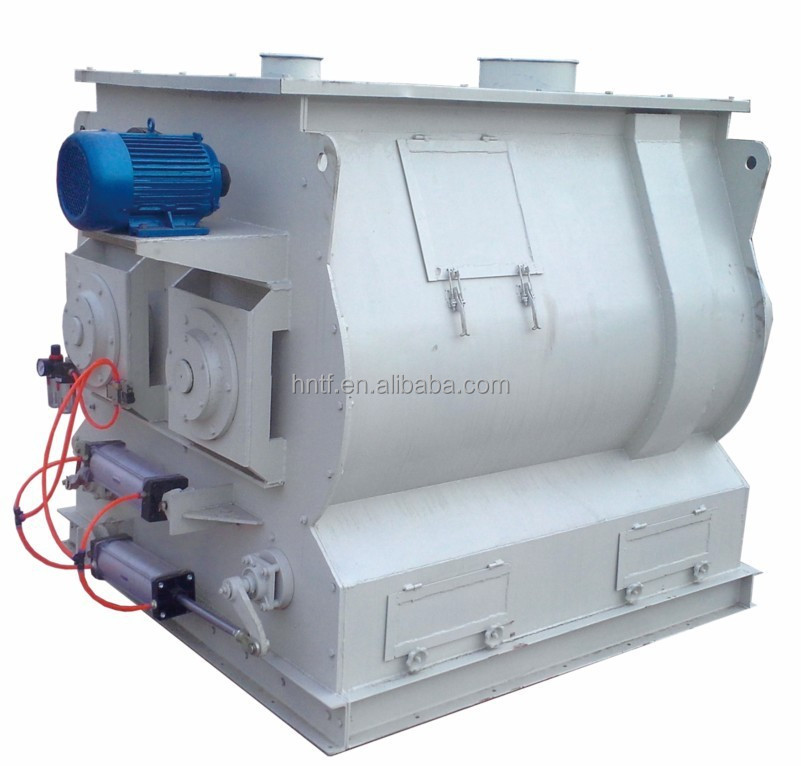 Stainless Steel Concrete Mixer : Efficient automatic stainless steel cement sand mortar