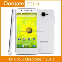 5 inch MTK6589 1.2GHz Qual Core 1GB RAM cellular Doogee DG510