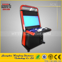2015 children machine 2 players 32 inch arcade cabinet fighting video game machine for sale