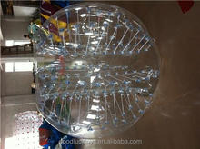 China bubble toy inflatable for kids .bumperz bubble football