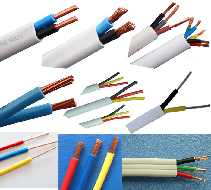 Types Of Electrical Wires And Cables,J Type Thermocouple ...