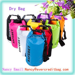 Lightweight Dry Sack - Dry Bags Waterproof Guaranteed - Perfect Waterproof Bag for Adventures - Floating Dry Bag, Great for Boat