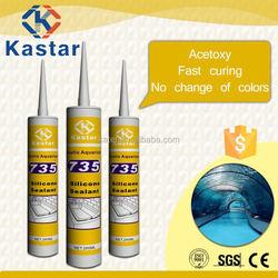 FDA approved silicone sealant