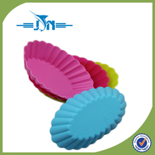 Brand new silicone cupcake tray with high quality