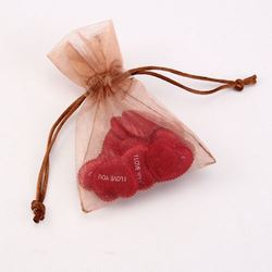 Organza bag for craft