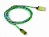 Braided MFi Cable Nylon with Metal Tip for iPad Air 2