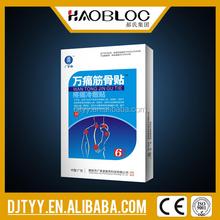 Pharmaceutical Promotional Item Capsicum Pain Relief Plaster