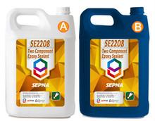 High quality metal glass epoxy adhesive glue by sepuna SE2208