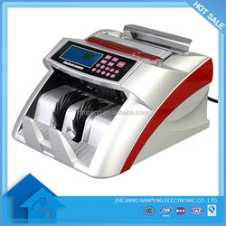 Automatic portable money counter RP682D with EURO VALUE