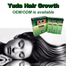 Buyer request high quality products 60ml*3 bottle Yuda spray of hair growth , hair loss treatment